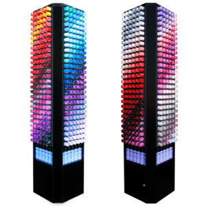 La tour vernis Glam'Up, une nouveauté 2015